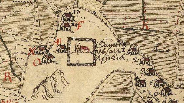 Från pergament och kartor till länkade data