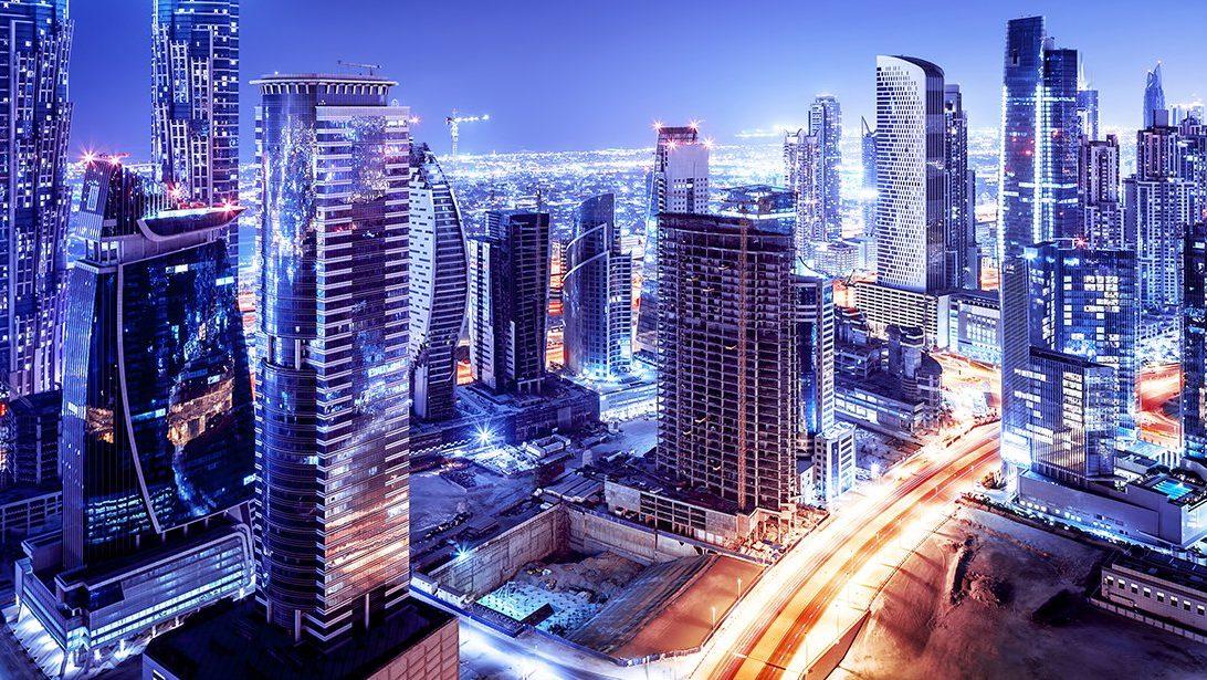 Smarta städer med öppna data